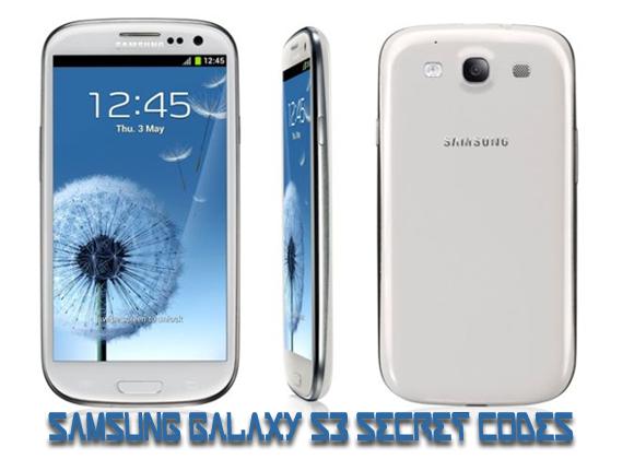 Samsung Galaxy S3 Kode Rahasia | Secret Codes