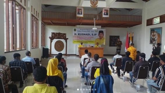 Masyarakat Cigombong Mengharapkan WiFi gratis Untuk Sekolah Online