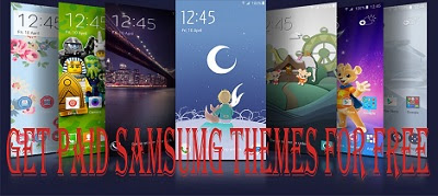 How To Get Any Paid Samsung Themes For Free