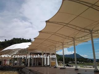 tenda membrane bagus di jakarta selatan