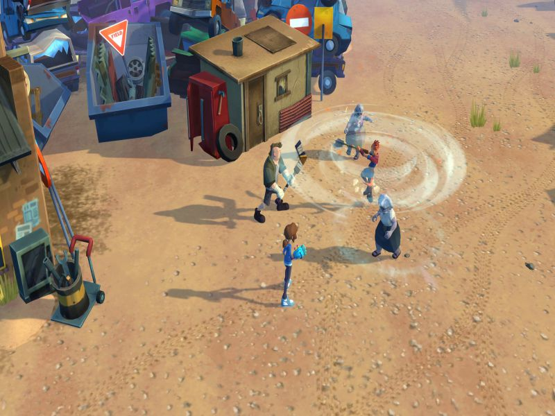 Download Last Kids on Earth and the Staff of Doom Free Full Game For PC