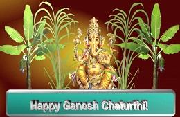 Happy Vinayaka Chavithi status and animated pictures-2017