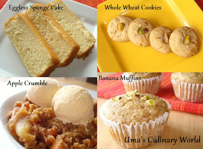 Eggless Baking