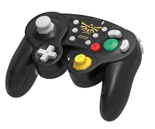 HORI Nintendo Switch Wireless Controller Battle Pad Zelda