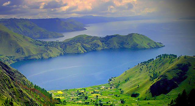 Contoh Cerita Sasakala Tentang Danau Toba Bahasa Sunda
