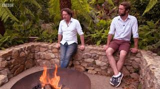 Diarmuid Gavin and Paul Smyth