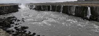 Cascada de Selfoss. Islandia, Iceland.