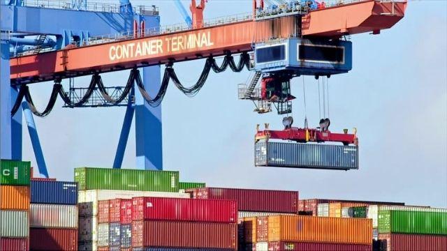 Container Crane Simulator