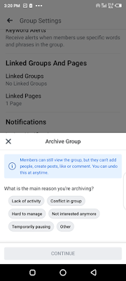 Simple steps on how to delete a group on Facebook   How to delete a group on Facebook