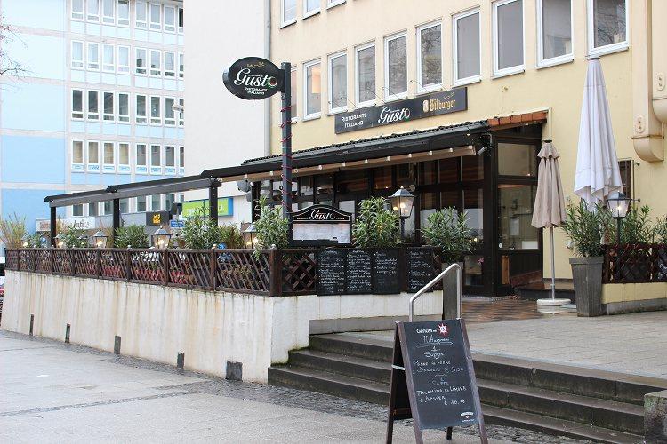 Ristorante italiano questione for Liebfrauenberg frankfurt