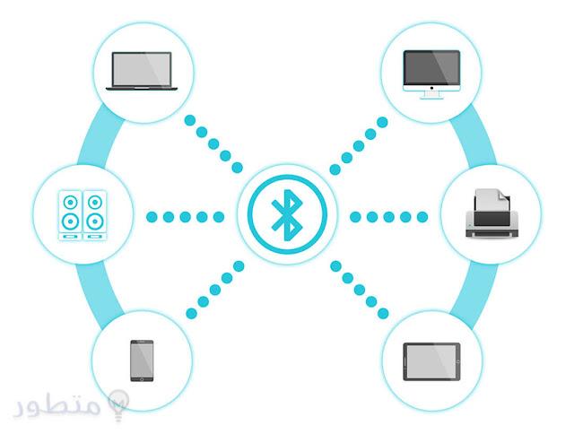 تقنية البلوتوث Bluetooth واصداراتها
