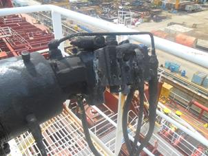 Hydraulic Motor For Drum