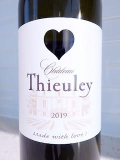 Château Thieuley Entre-Deux-Mers 2019 (90 pts)