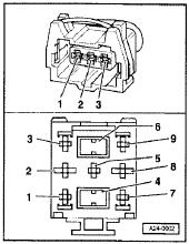 audi a6 wiring electrical system diagrams workshop manual
