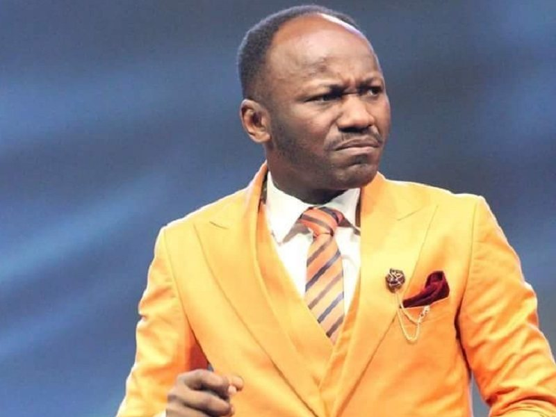 Apostle Suleman Issues Strong Warning To Freeze As He Apologizes To Bishop David Oyedepo