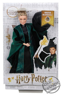 Mattel Harry Potter Doll Line Professor Minerva McGonagall