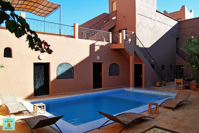 Alojamiento en Aït Ben Haddou, Marruecos