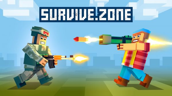 download Survive zone Apk Mod Money Terbaru 1