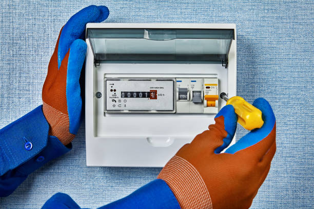 panel listrik atau electrical switchboard schneider electric