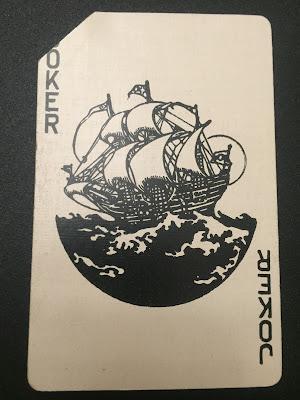 Sailing Ship Joker