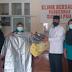 Perangi Covid-19, Drs. Feri Adrianto, MM Bantu APD Bagi Petugas Medis