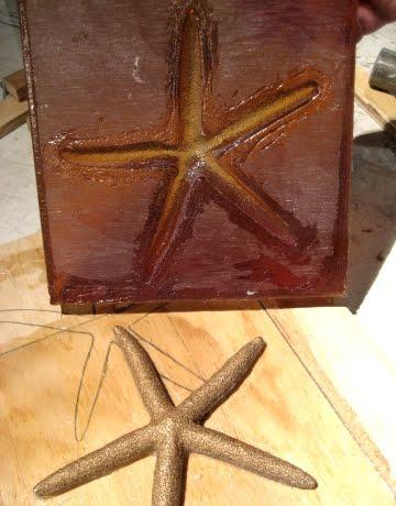 starfish mold