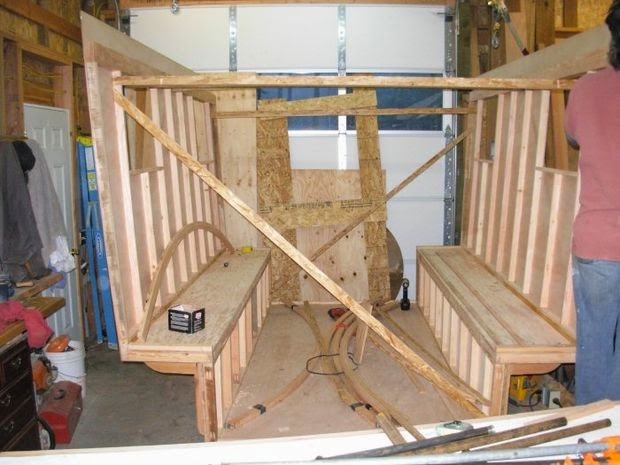 madera para casa gitana