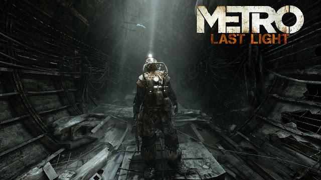 تحميل لعبة مترو الانفاق metro last light كاملة للكمبيوتر