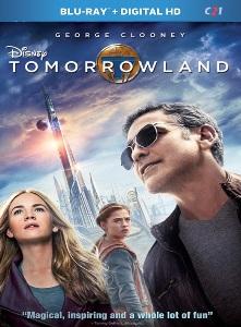 Tomorrowland 2015 BRRip 480p 350mb ESub