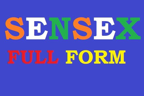 sensex-full-form