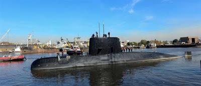 Δείτε το τελευταίο μήνυμα από το πλήρωμα του χαμένου υποβρυχίου στην Αργεντινή