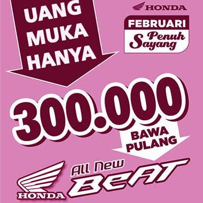 Promo Februari Penuh Sayang 2017