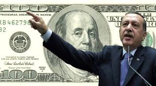 Erdoğan'ın Sermaye Sınırlaması Açıklamasıyla Dolar Düşüşe Geçti