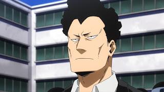 ヒロアカ   警察 死穢八斎會 オーバーホール   Police Force   僕のヒーローアカデミア アニメ   My Hero Academia   Hello Anime !