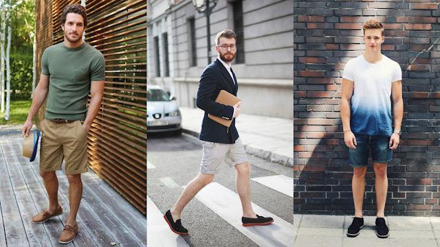 Lelaki Baligh Tapi Masih Suka Pake Celana Pendek, Bagaimana?