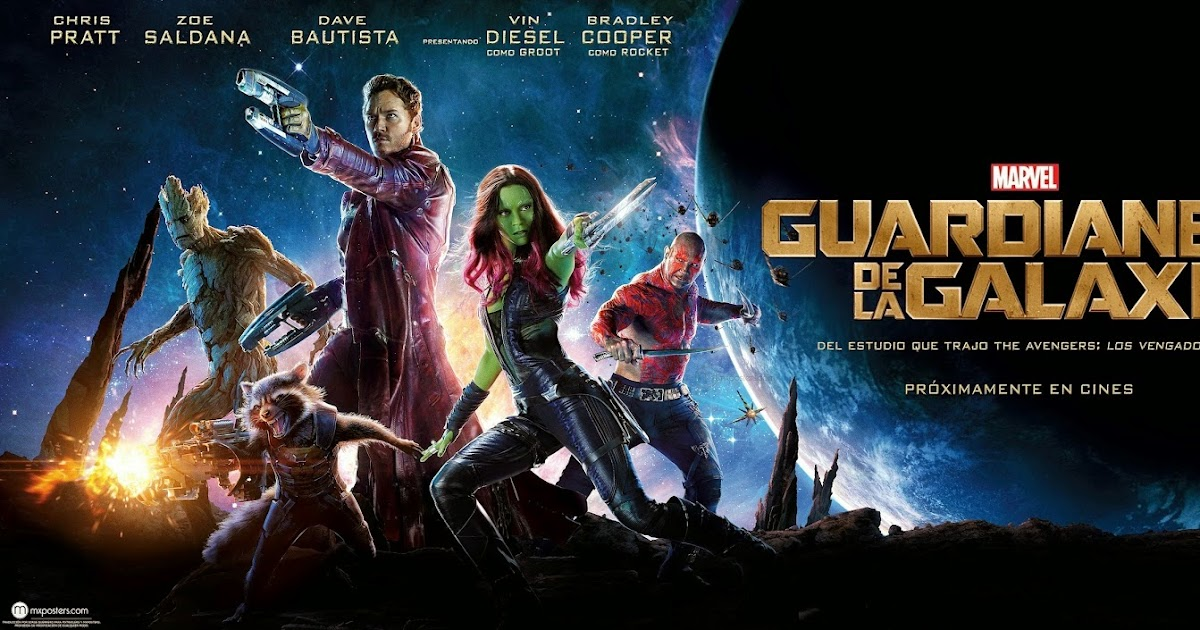 Crítica  Guardianes de la Galaxia (2014) f5b9cce688202