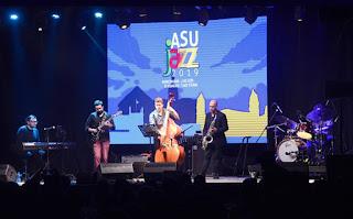 Emoción en la 1era jornada del Asujazz 2019 en la Asunción - Paraguay felipe duhart / stereojazz