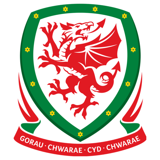 Kit Đội Tuyển ( ĐTQG ) Xứ Wales + Logo Dream League Soccer 2021