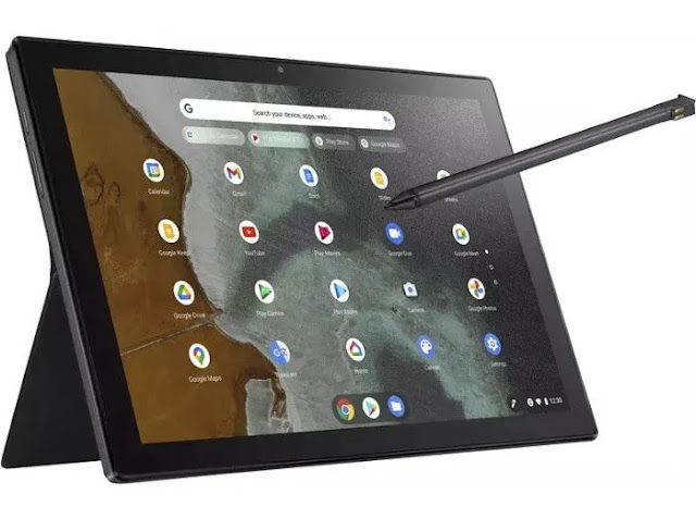 ASUS Chromebook with Stylus