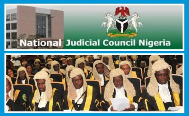 NJC faults NBA's call for suspension of affected judges