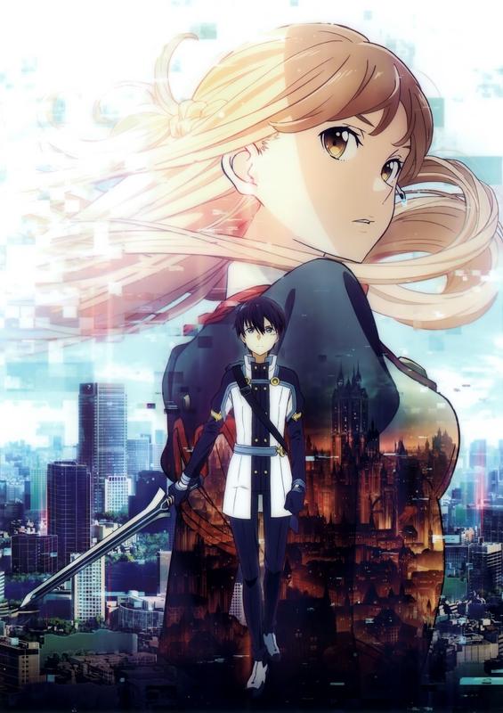 Sword Art Online Movie: Ordinal Scale