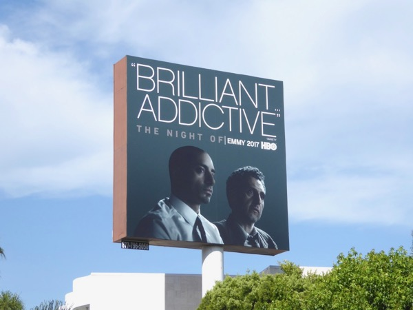 Night Of Brilliant Addictive Emmy billboard
