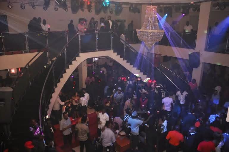 5 Photos: 2face, Wizkid, Sasha attend PREs 25th birthday party