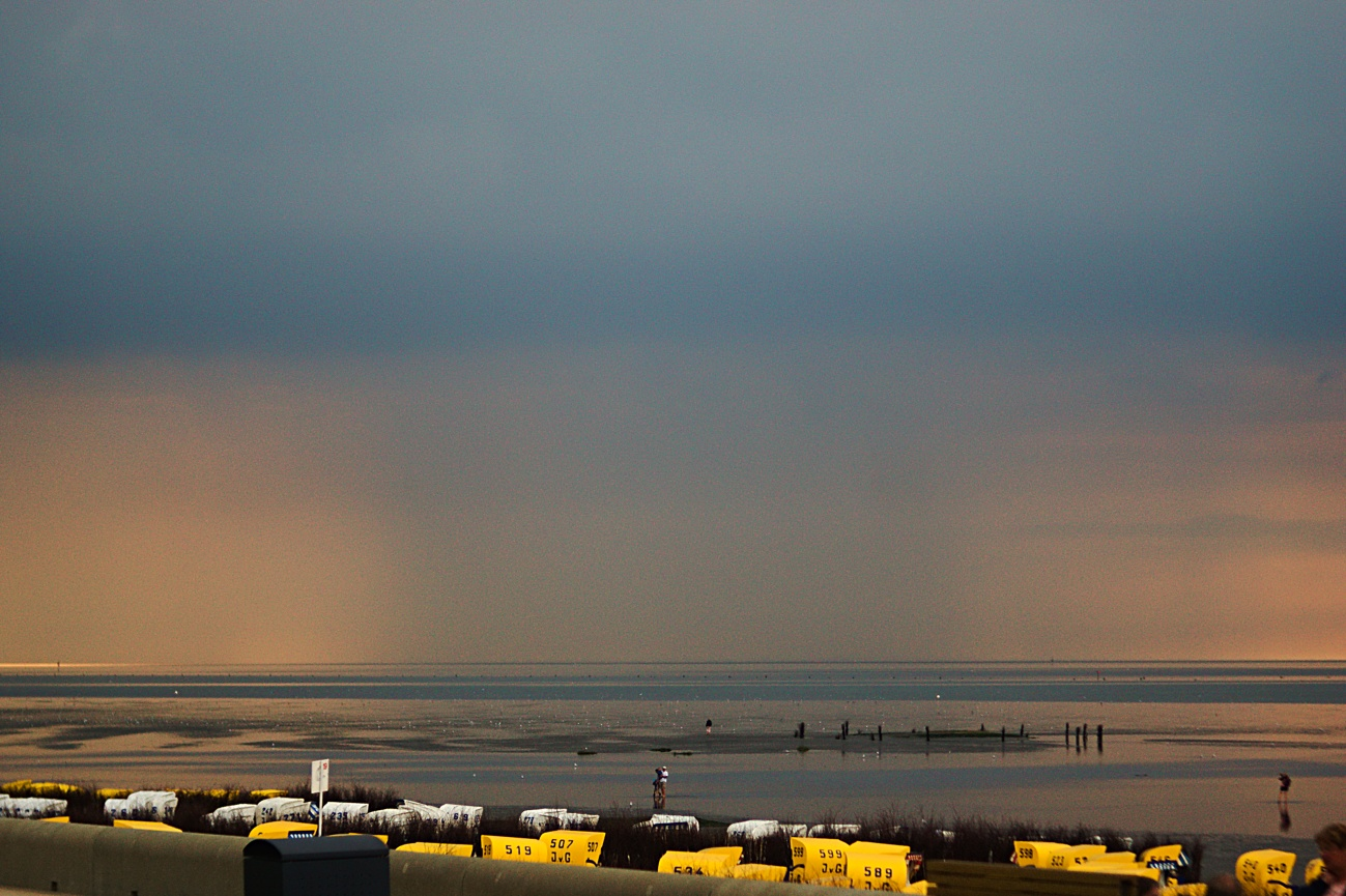 Cuxhaven 2021 #1 – Abschied vom Watt