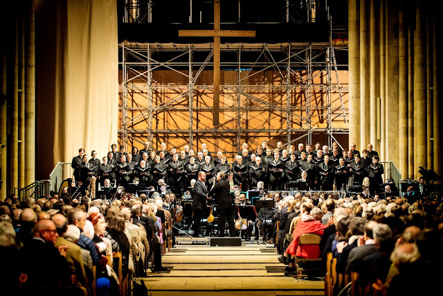 Wagner: Parsifal - Nicky Spence, the Halle, Sir Mark Elder - York Minster