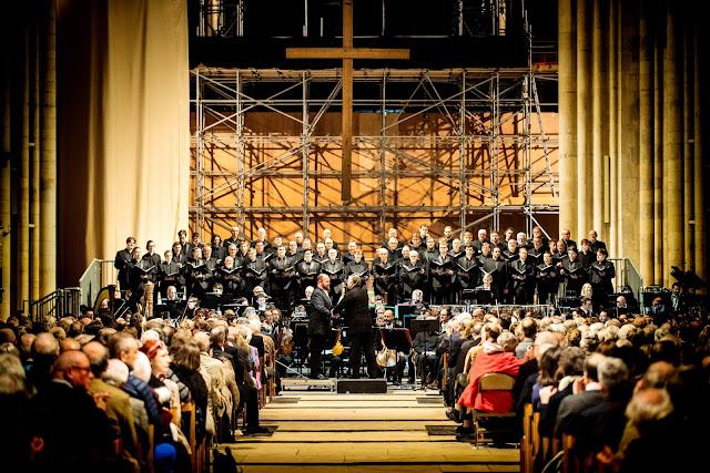 Wagner: Parsifal - Nicky Spence, the Halle, Sir Mark Elder - York Minster