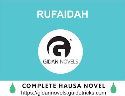 RUFAIDAH Complete Hausa Novel