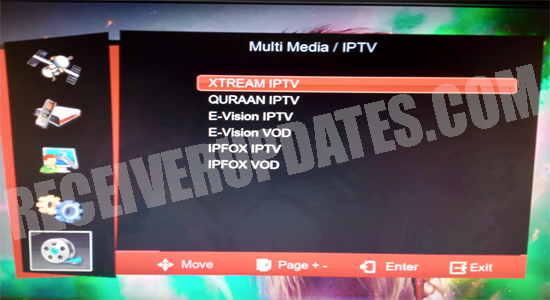IPFOX 1506T HD RECEIVER SOFTWARE UPDATE WITH E VISION & XTREAM IPTV
