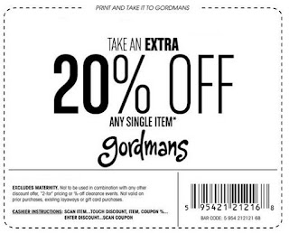 photo relating to Gordmans Printable Coupon identify Gordmans Printable Coupon codes May perhaps 2018 - Facts Coupon codes 2018