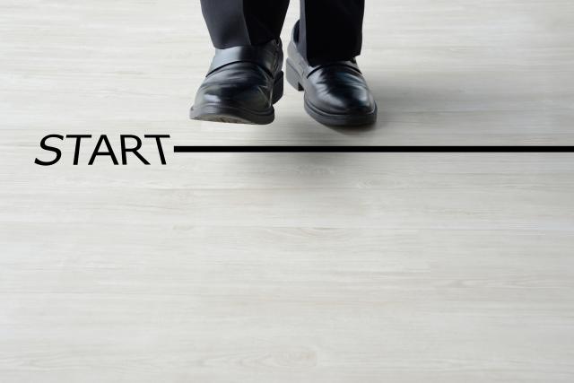 起業は飛び込む覚悟と勇気が重要